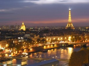 Paris Skyline – The View of Paris at Night